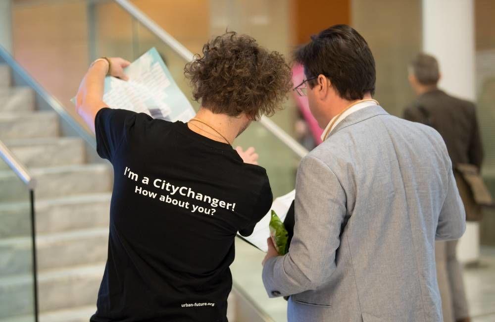 Rundt 100 ordførere er allerede påmeldt URBAN FUTURE. Foto: Grayling Austria GmbH/APA-Fotoservice/Hörmandinger