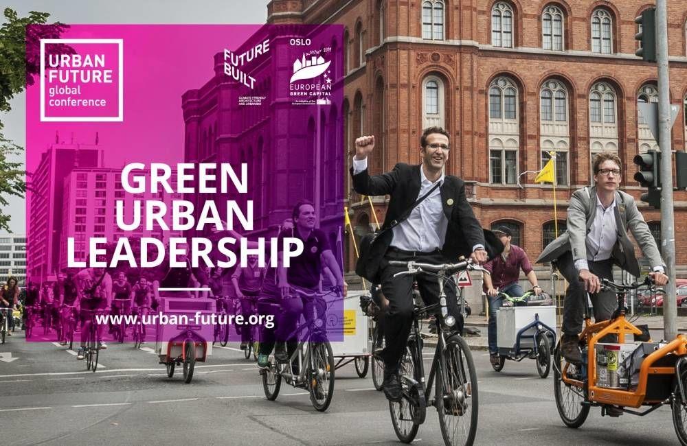 Tysklands mest kjente sykkelaktivist, Heinrich Strössenreuther, er blant dem du får høre på lanseringen av programmet til Urban Future.