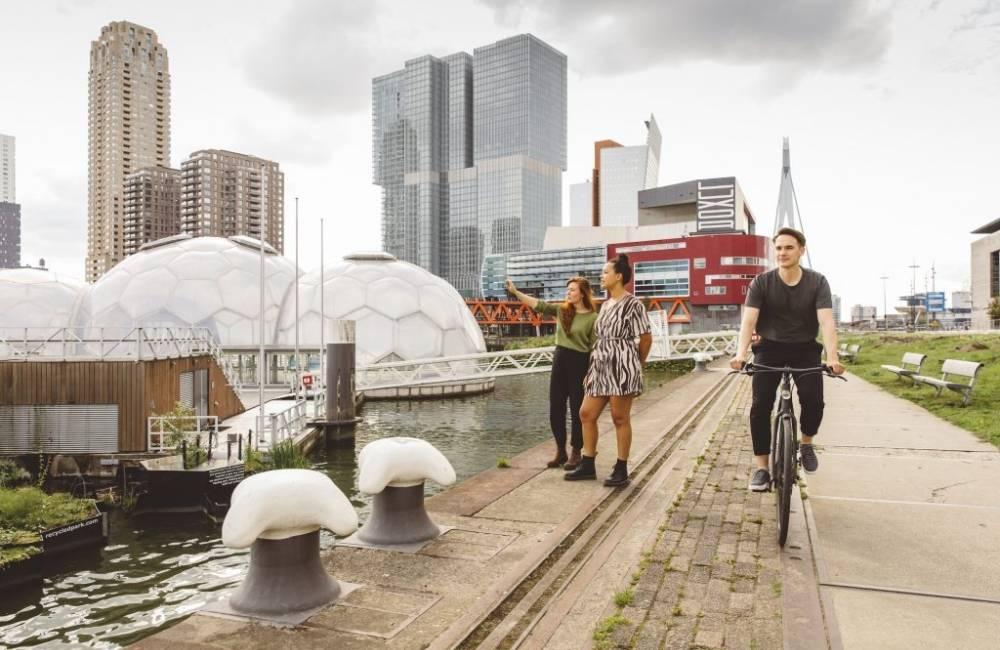Bli med på Urban Future i Rotterdam i juni 2021. Foto: Sophia van den Hoek