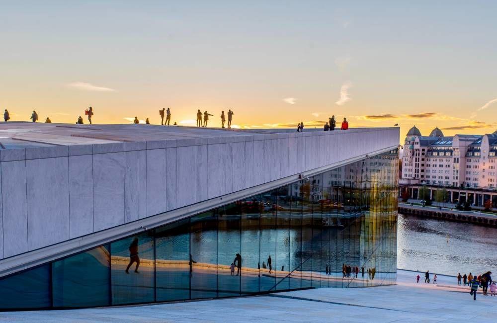Det er mange fine urbane topper å bestige om du er i Oslo i påsken. Foto: ArenaOslo
