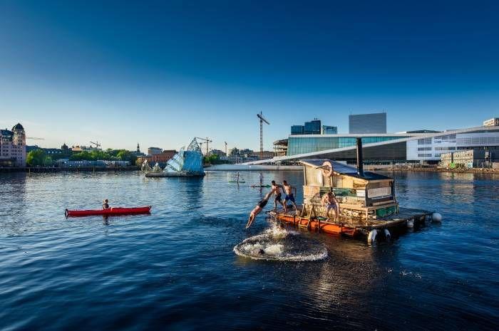 Urban Future Global Conference finner sted i Oslo fra 22. til 24. mai. Foto: Geir Anders Rybakken Ørslien