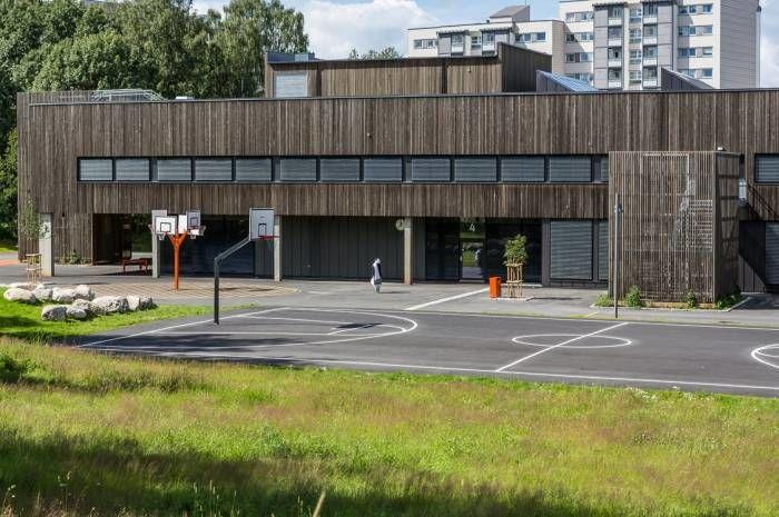 Granstangen School 1