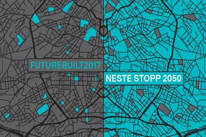 FutureBuilt2017 går av stabelen 8. og 9. juni. Ill.: Markus Heibø