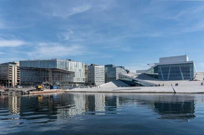 Deichman Bjørvika-_City of Oslo - Kultur- og idrettsbygg