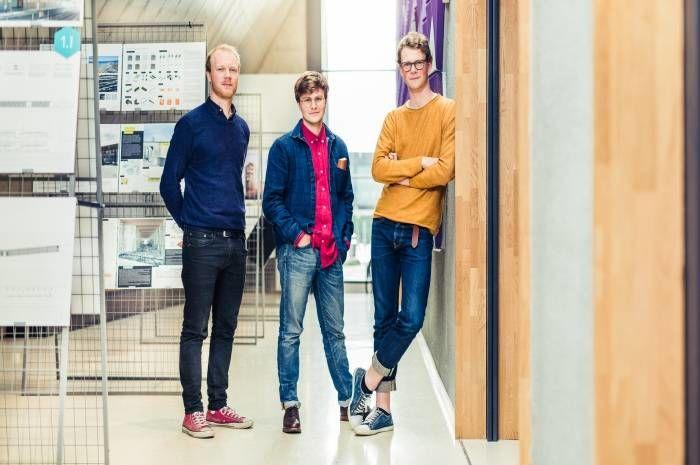 R+F+S Arkitekter vant konkurransen om nye sykkelhotell i Oslo og Bærum.