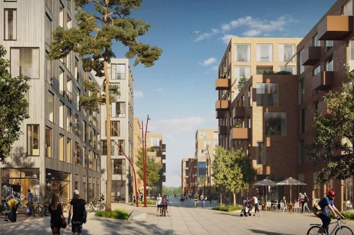 Nansensløkka - Dyrvik Arkitekter og Transborder Studio