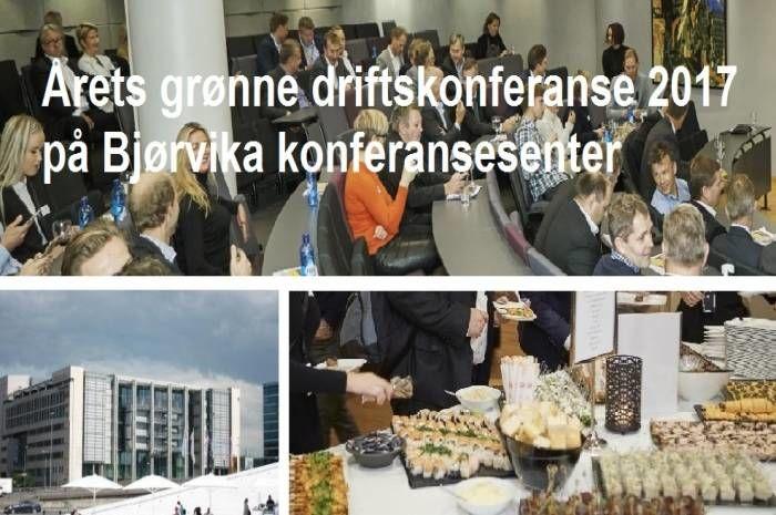 Årets grønne driftkonferanse